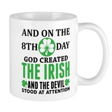 Proud Irish! Mugs