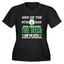 Proud Irish! Plus Size T-Shirt