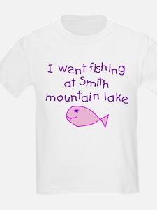 Girl - Smith Mountain Lake, Smith Mountain T-Shirt