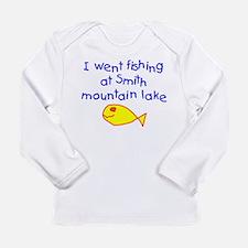 Boy - Fishing Smith Mountain L Long Sleeve T-Shirt