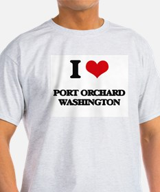 I love Port Orchard Washington T-Shirt