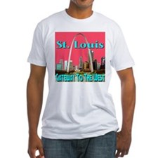 St. Louis Gateway To The West Shirt