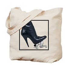 Giant Boot Stomp Tote Bag