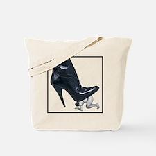 Giant Boot Stomp Tote Bag