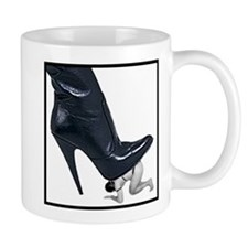 Giant Boot Stomp Mug