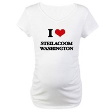 I love Steilacoom Washington Shirt