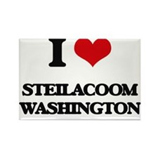 I love Steilacoom Washington Magnets