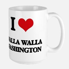 I love Walla Walla Washington Mugs