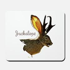 Jackalope Mousepad