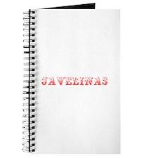 Javelinas-Max red 400 Journal