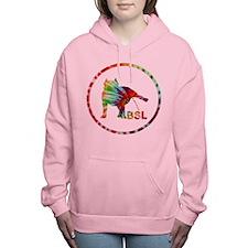 BSL Women's Hooded Sweatshirt