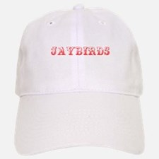 Jaybirds-Max red 400 Baseball Baseball Baseball Cap