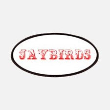 Jaybirds-Max red 400 Patch