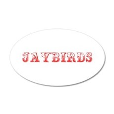 Jaybirds-Max red 400 Wall Decal