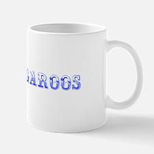 Kangaroos-Max blue 400 Mugs