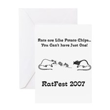 Funny 2007 Greeting Card