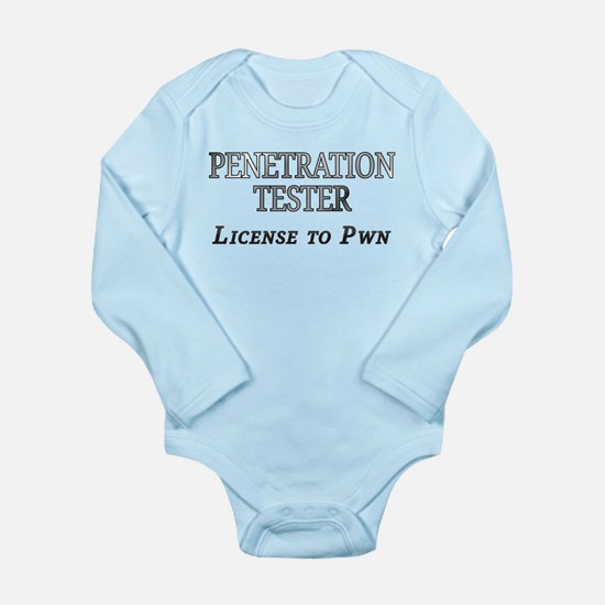 Penetration Tester: License to Pwn Body Suit
