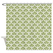 Seafoam Green Shower Curtains Seafoam Green Fabric Shower Curtain Liner