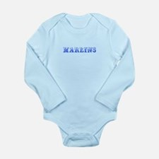 Marlins-Max blue 400 Body Suit