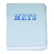 mets-Max blue 400 baby blanket