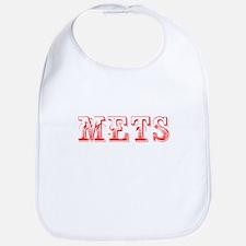 mets-Max red 400 Bib