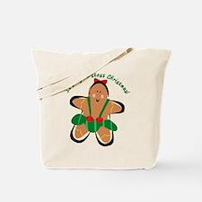 My Firstest Christmas (Girl) Tote Bag