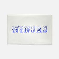 ninjas-Max blue 400 Magnets