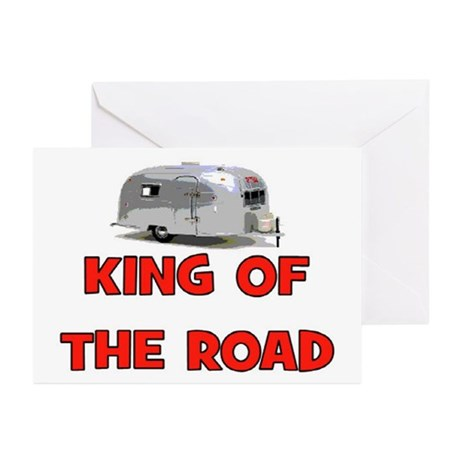 KING OF THE ROAD Greeting Cards (Pk of 20)