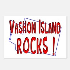 Vashon Island Rocks ! Postcards (Package of 8)