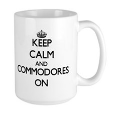 Keep Calm and Commodores ON Mugs