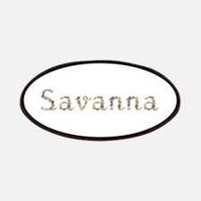 Savanna Seashells Patch