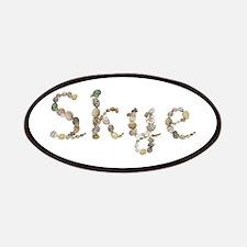 Skye Seashells Patch