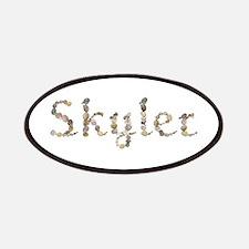 Skyler Seashells Patch