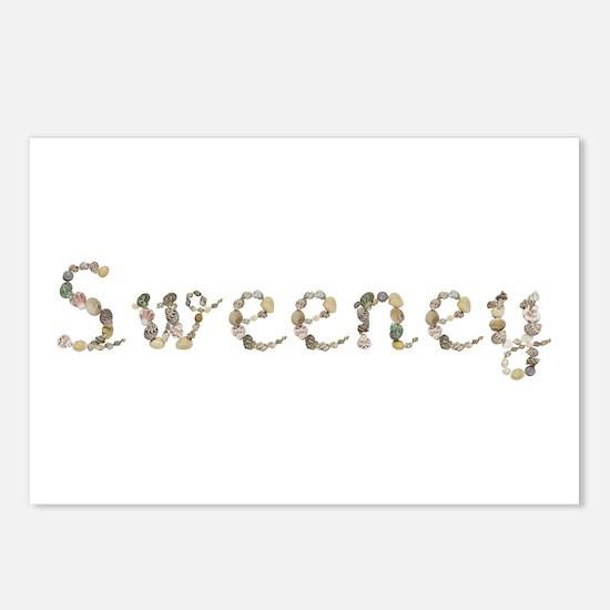 Sweeney Seashells Postcards 8 Pack