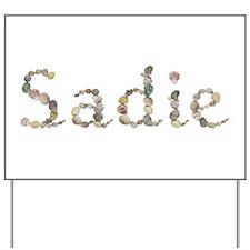 Sadie Seashells Yard Sign