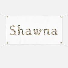 Shawna Seashells Banner