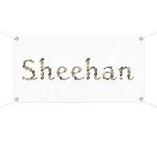 Sheehan Seashells Banner