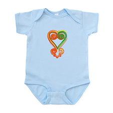 Sankofa Infant Bodysuit