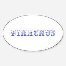 pikachus-Max blue 400 Decal