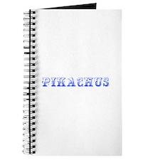 pikachus-Max blue 400 Journal