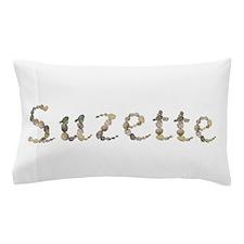 Suzette Seashells Pillow Case