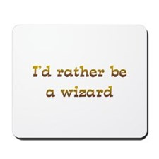 IRB Wizard Mousepad