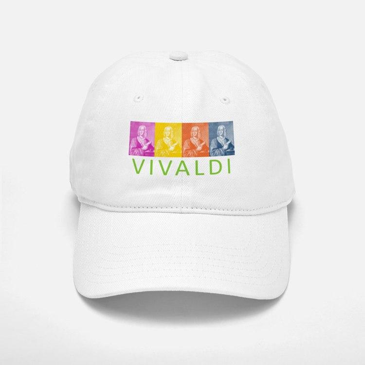 Vivaldi Baseball Baseball Baseball Cap
