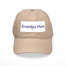 Grandpa Ham Baseball Cap