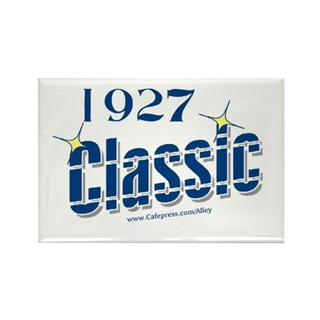 1927 CLASSIC Rectangle Magnet (10 pack)
