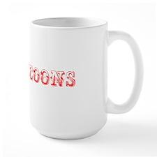 Raccoons-Max red 400 Mugs