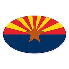 Arizona Flag Decal
