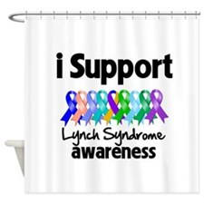 March Lynch Syndrome Shower Curtain