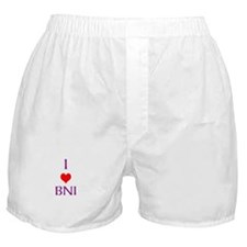 Boxer Shorts - I Love Bni