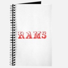 Rams-Max red 400 Journal